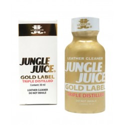 Popper JUNGLE JUICE GOLD LABEL TRIPLE DISTILLED 30ML