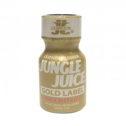 POPPER JUNGLE JUICE GOLD LABEL TRIPLE DISTILLED 10ML