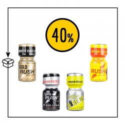 PACK POPPERS RAPIDE